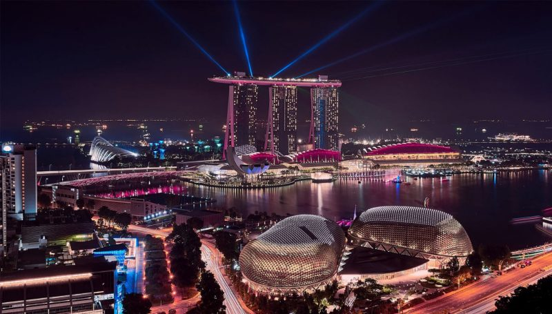 10 free travel goals in Singapore