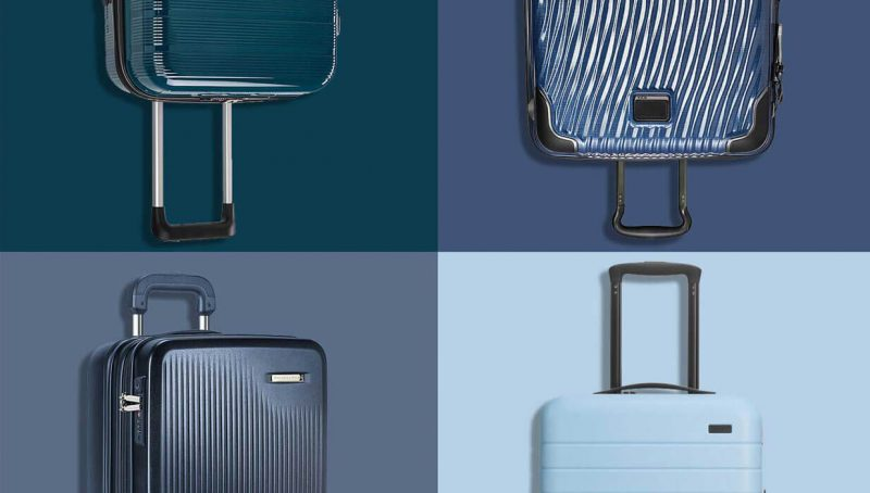 7 brands of suitcase that have been highly tested quality