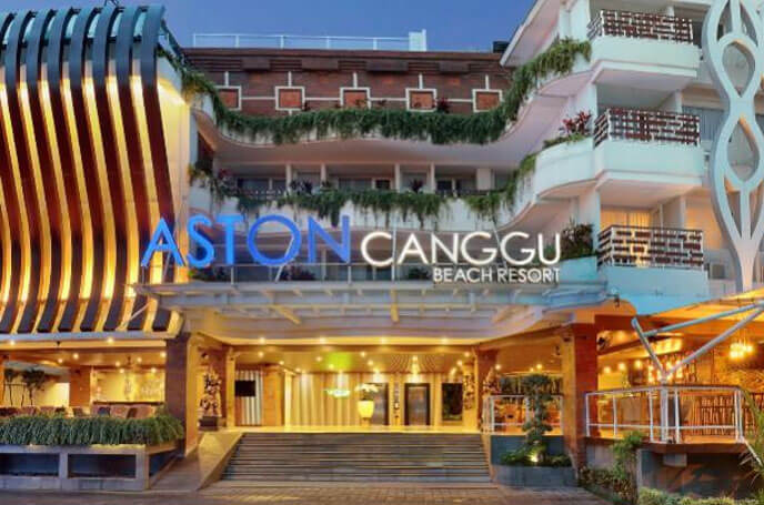 Aston Canggu Beach Resort